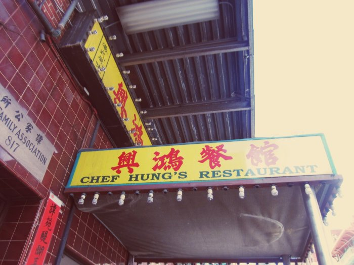 Chef Hung's