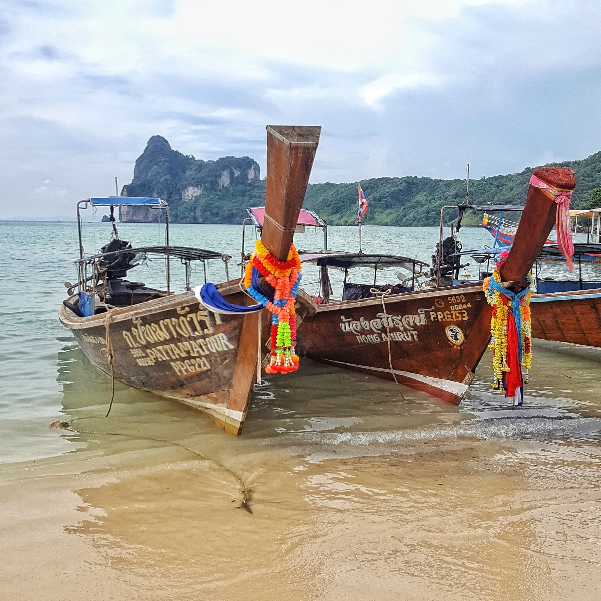 Koh Phi Phi For A Night