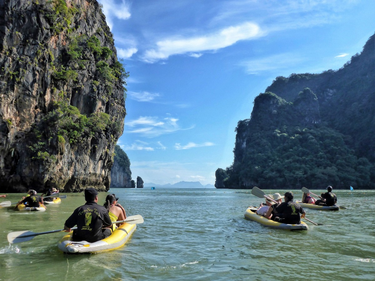 Kayak Excursion with Two Sea Tour