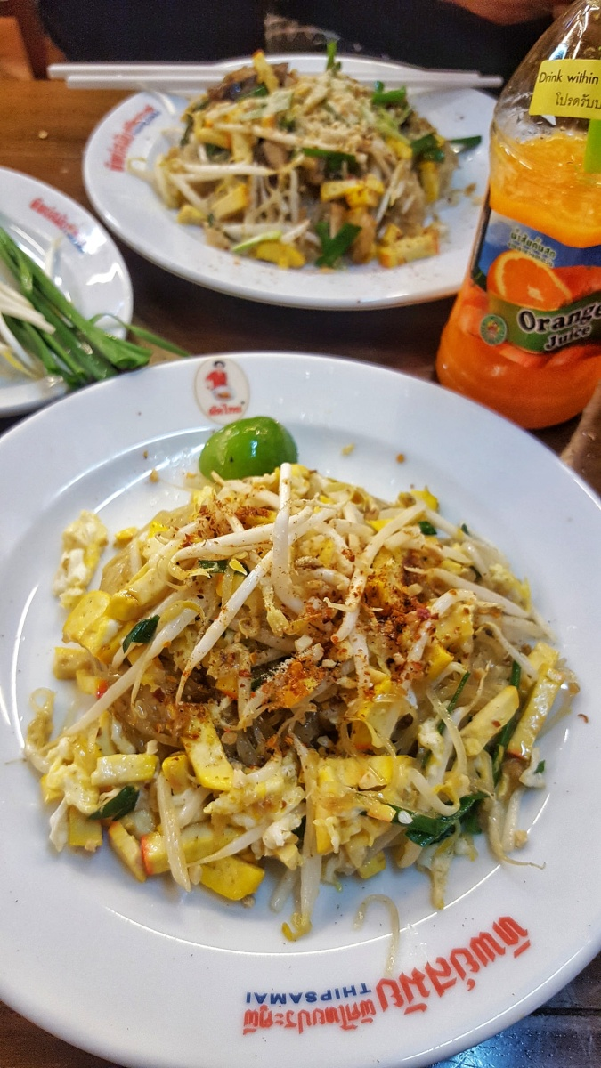 Thip Samai: The Best Pad Thai