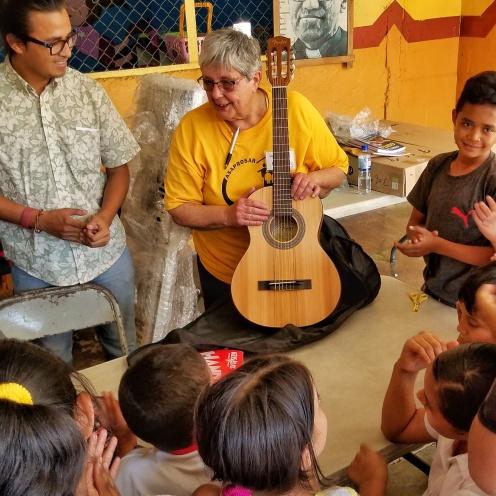 Guitar Donation