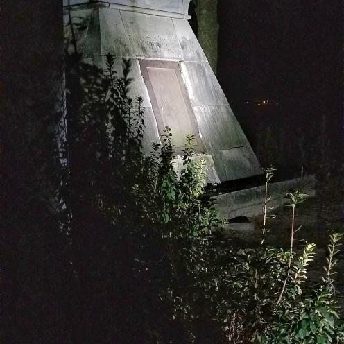 Bonaventure at Night
