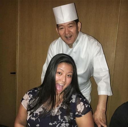 Chef Fujita
