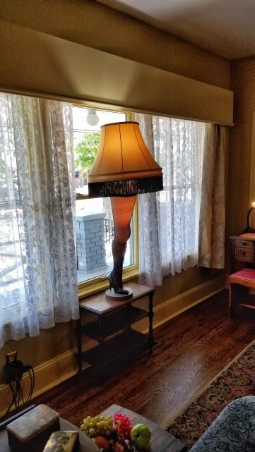 The Leg Lamp!