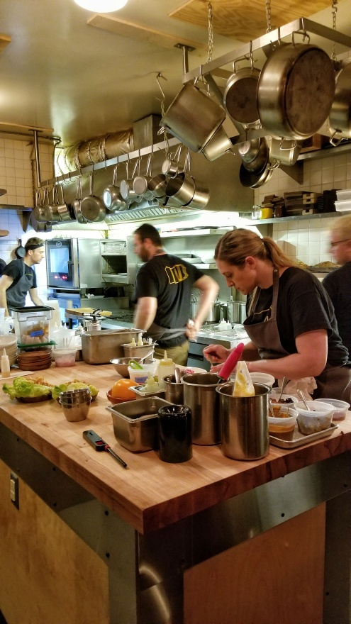 Cure Kitchen